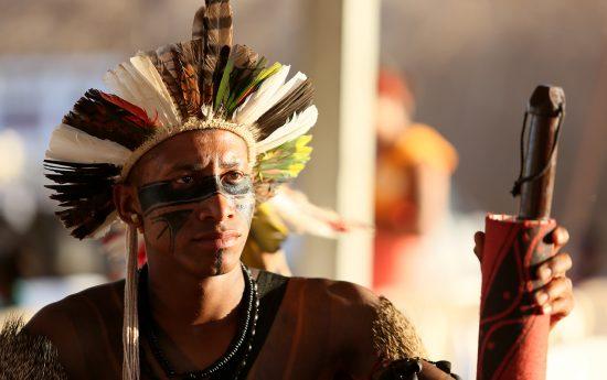 1° Encontro da Juventude Xakriabá. Foto: Guilherme Cavalli/Cimi