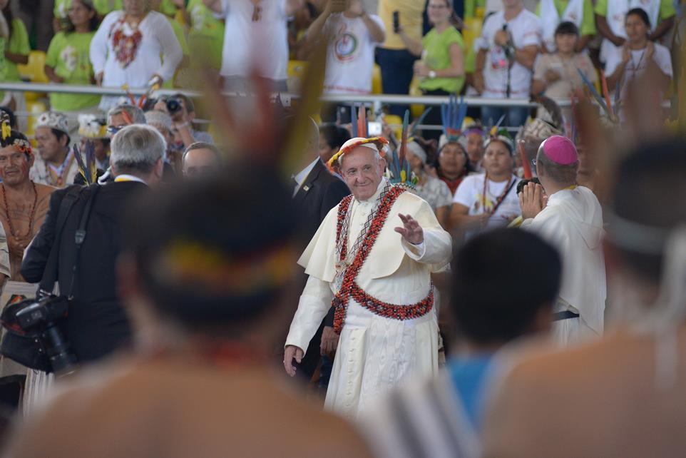 """Por """"uma Igreja com rosto amazônico e com rosto indígena"""": Sínodo Pan-Amazônico e a busca de um novo paradigma"""