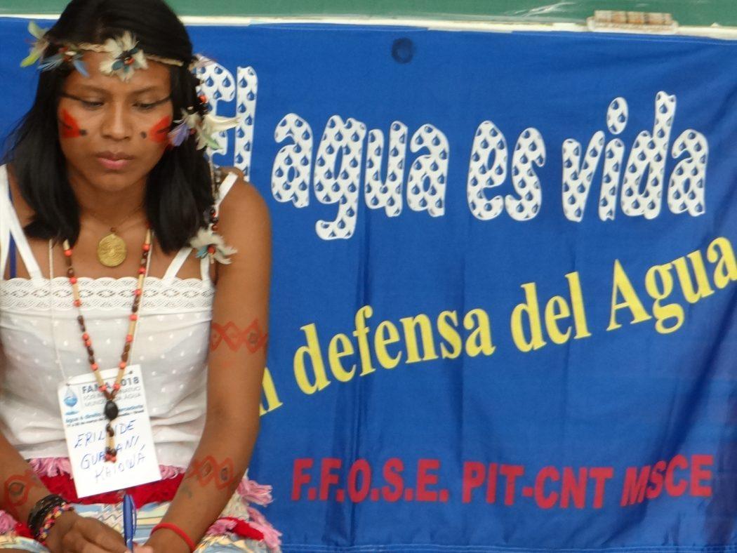 Águas de março – lutas e resistências dos povos indígenas