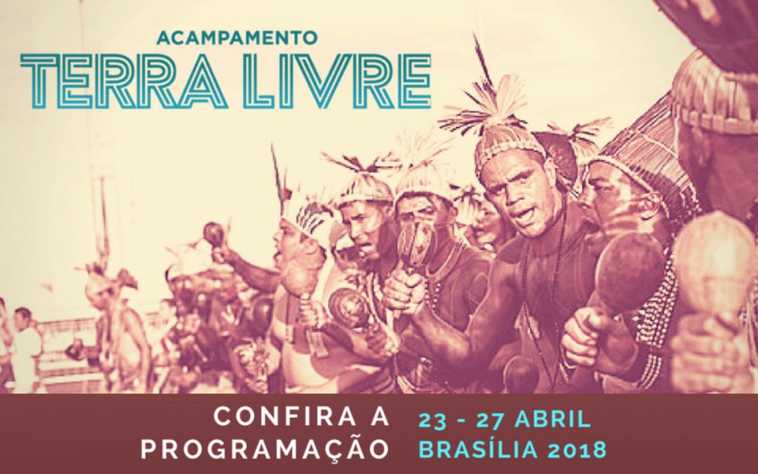 ATL 2018 começa nesta segunda-feira, 23, no Memorial dos Povos Indígenas, em Brasília