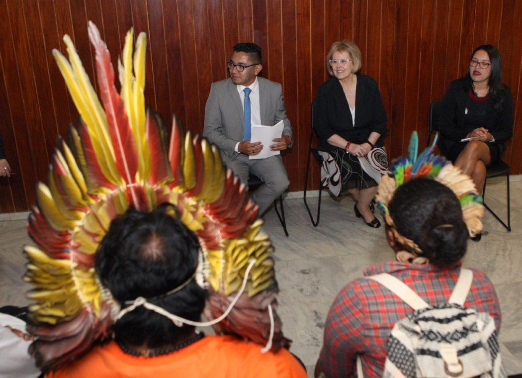 "Indígenas vão ao STF pedir fim do ""marco temporal"""