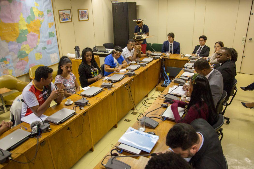 MEC foi chamado para reunião com Secretaria do Governo para explicar corte nas Bolsas. Ministério afirmou atender todos os inscritos. Foto: Guilherme Cavalli/Cimi
