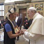 Papa Francisco: jovens e indígenas protagonistas da conversão ecológica