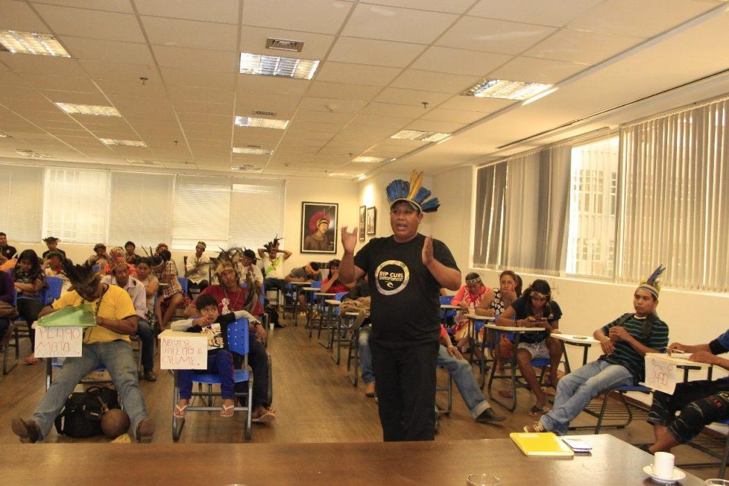 Foto: Laila Menezes/Cimi