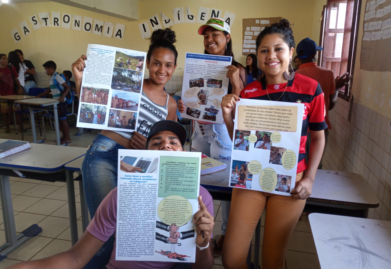 Foto: Equipe Sul e Extremo Sul da Bahia, Cimi Regional Leste