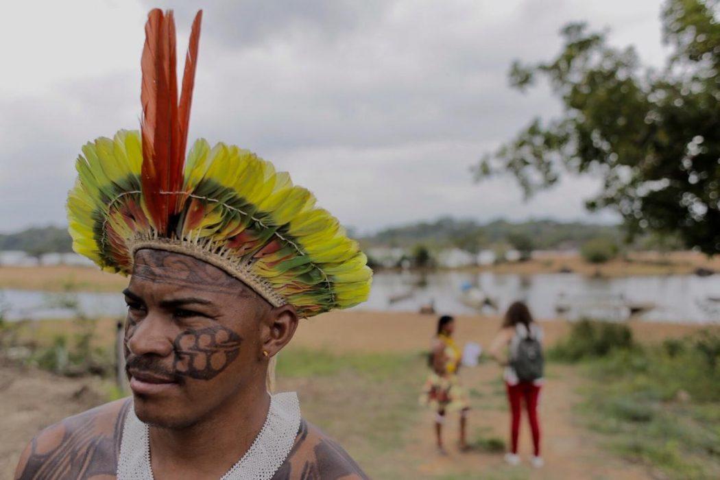 Em Altamira, no Pará, a CIDH visitou a aldeia Muratu, na Terra Indígena Paquiçamba. Foto: CIDH/divulgação