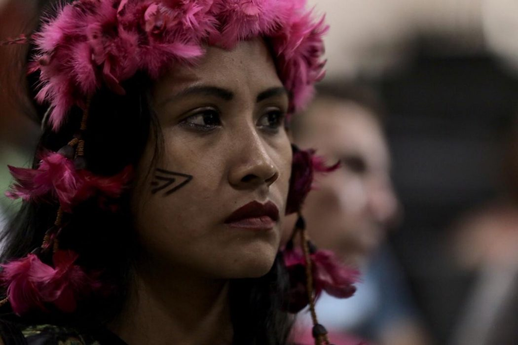 Em diversos estados, a CIDH reuniu-se com a sociedade civil e colheu relatos de violações, como em Santarém (PA). Foto: CIDH/divulgação
