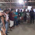 Indígenas divulgam documento da conferência local de Saúde Indígena em Humaitá, no Amazonas