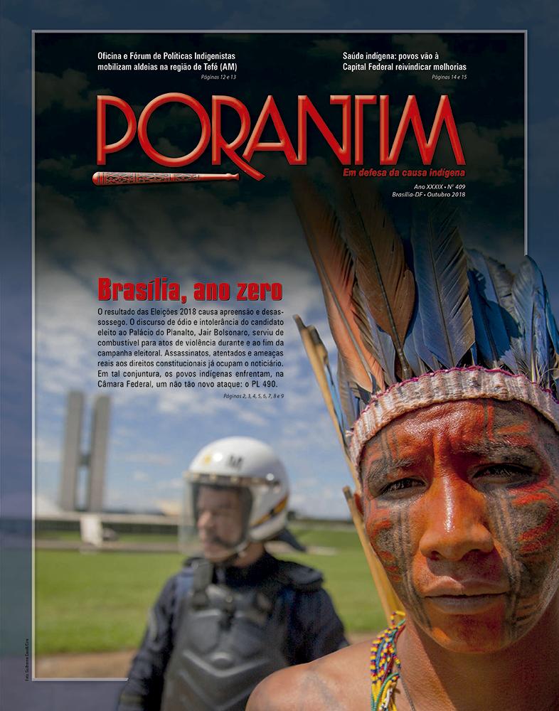 Porantim 409: Brasília, ano zero