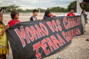Ministro revê decisão e índios Guarani serão ouvidos em processo de demarcação da TI do Morros dos Cavalos