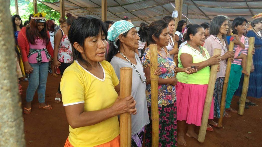 Povo Avá-Guarani. Foto: Cimi Regional Sul