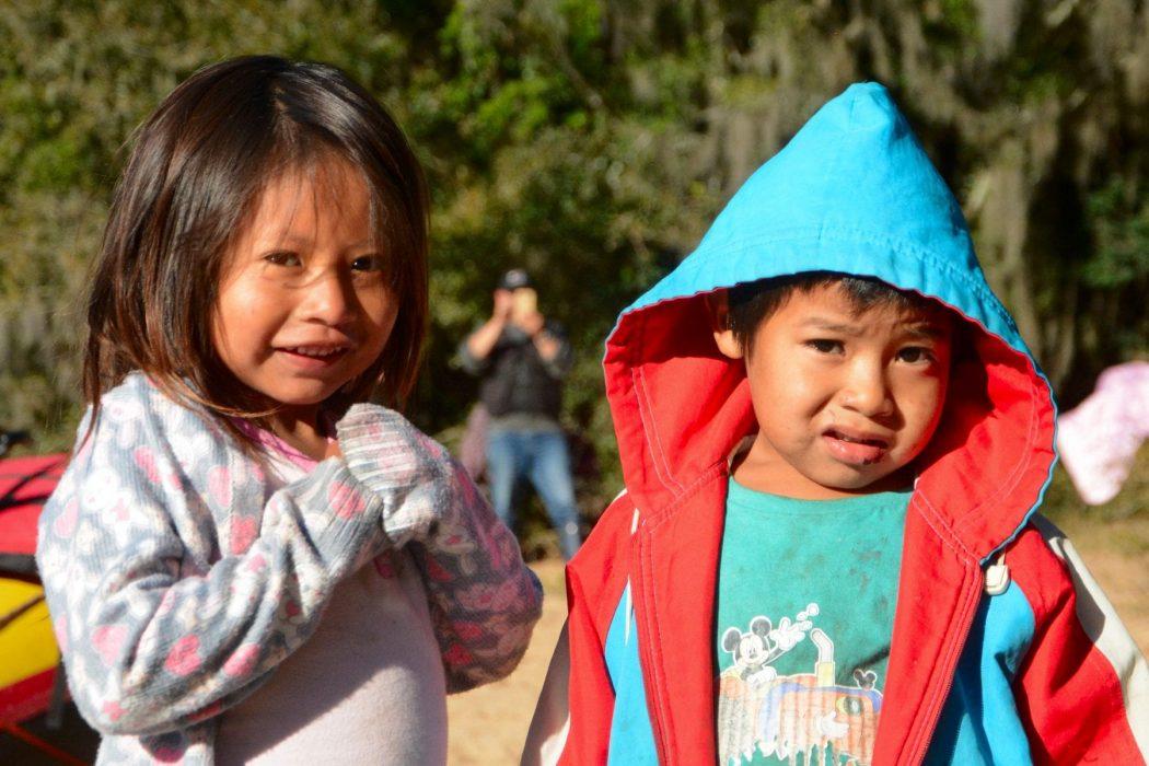 Visita à Retomada Guarani Mbya no Arado Velho. Fotos por Douglas Freitas/Amigos da Terra Brasil