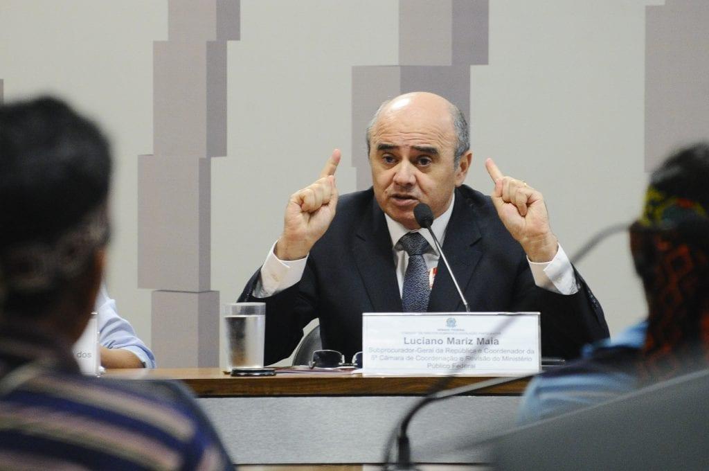 """""""5 de Outubro de 1988 não é marco de remoção de direitos dos índios, mas de consolidação"""", diz vice-procurador na ONU"""