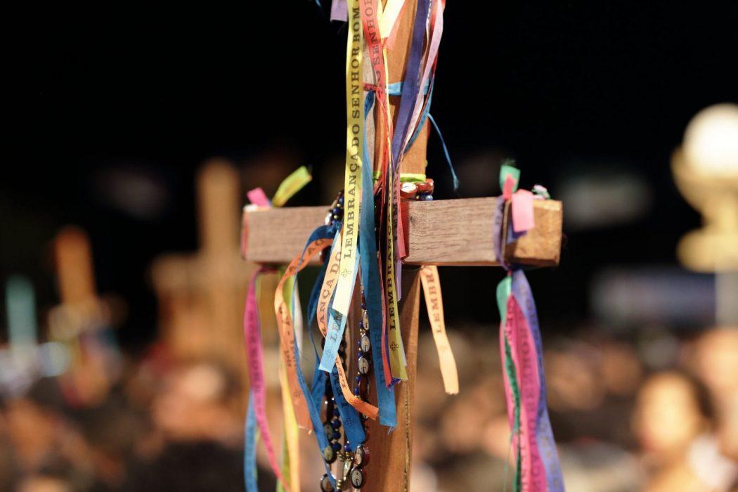 Romaria da terra e das águas, realizada anualmente na cidade de Bom Jesus da Lapa, no interior da Bahia. Foto por Thomas Bauer