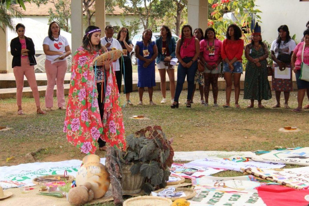 I Encontro Nacional das Mulheres Cerrado. Foto por Ludmila Almeida