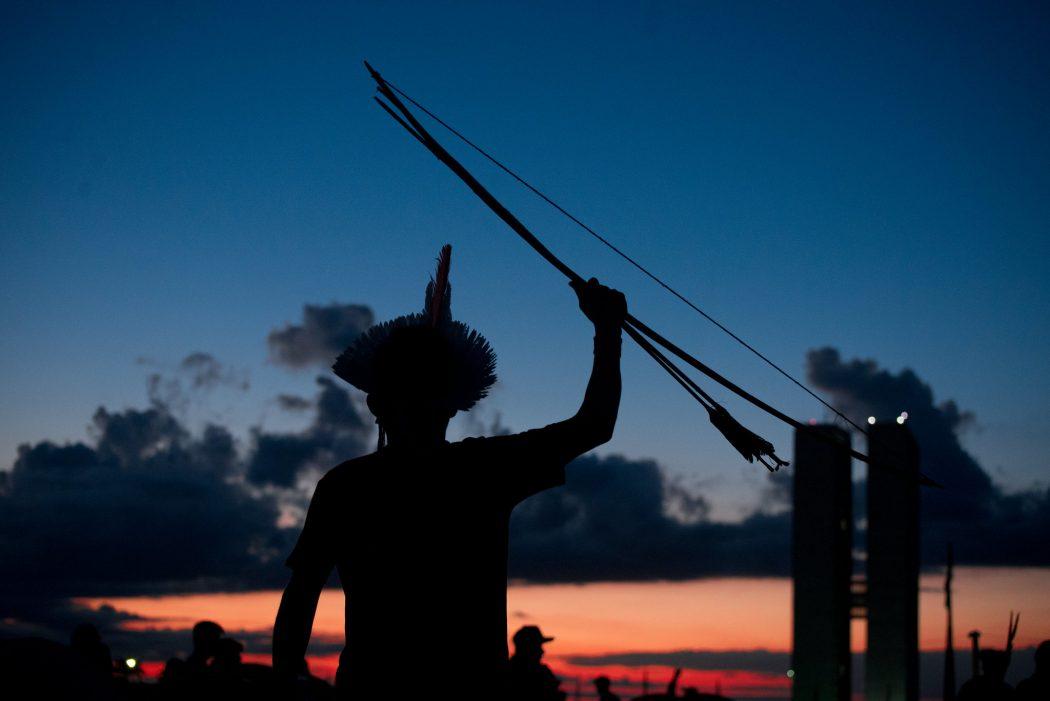 Acampamento Terra Livre 2019. Foto: Christian Braga/MNI