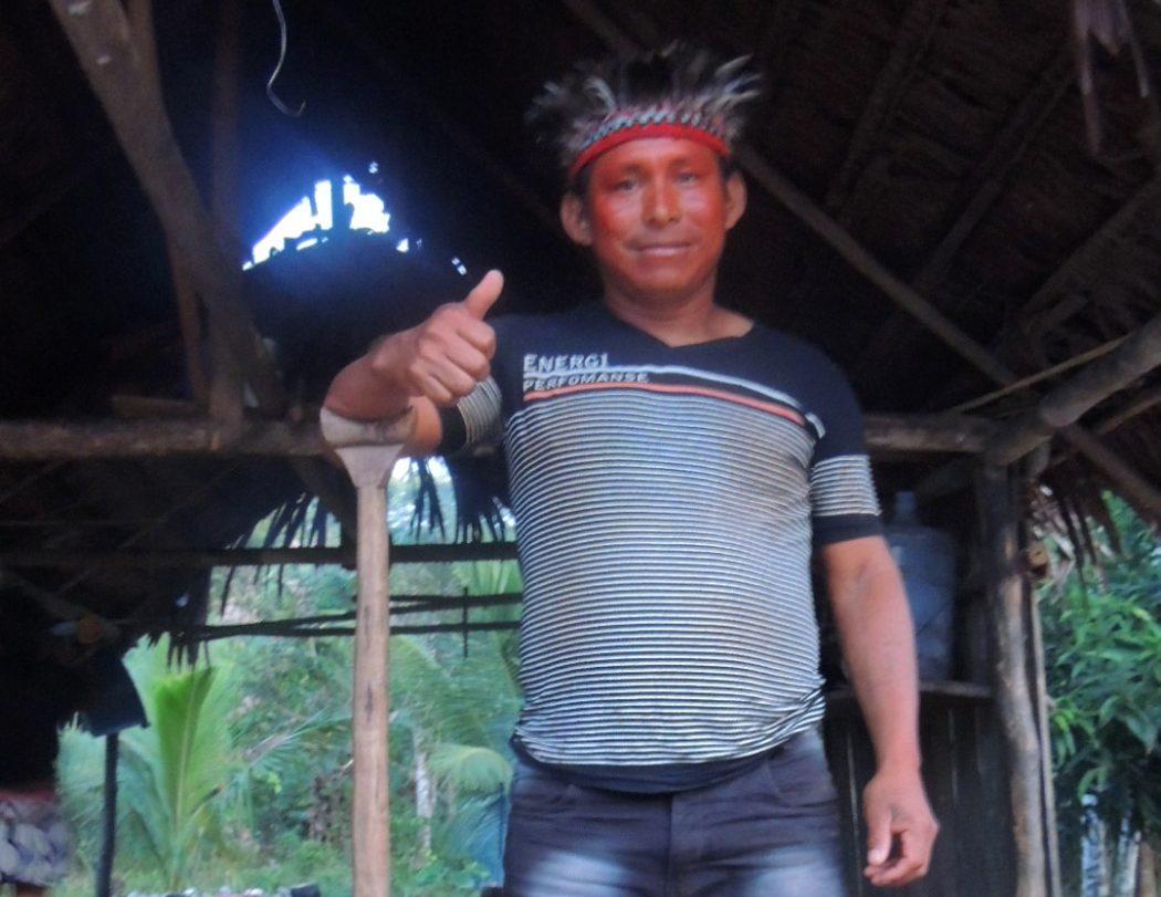 Pian Kanamari. Foto: Cimi Regional Amazônia Ocidental
