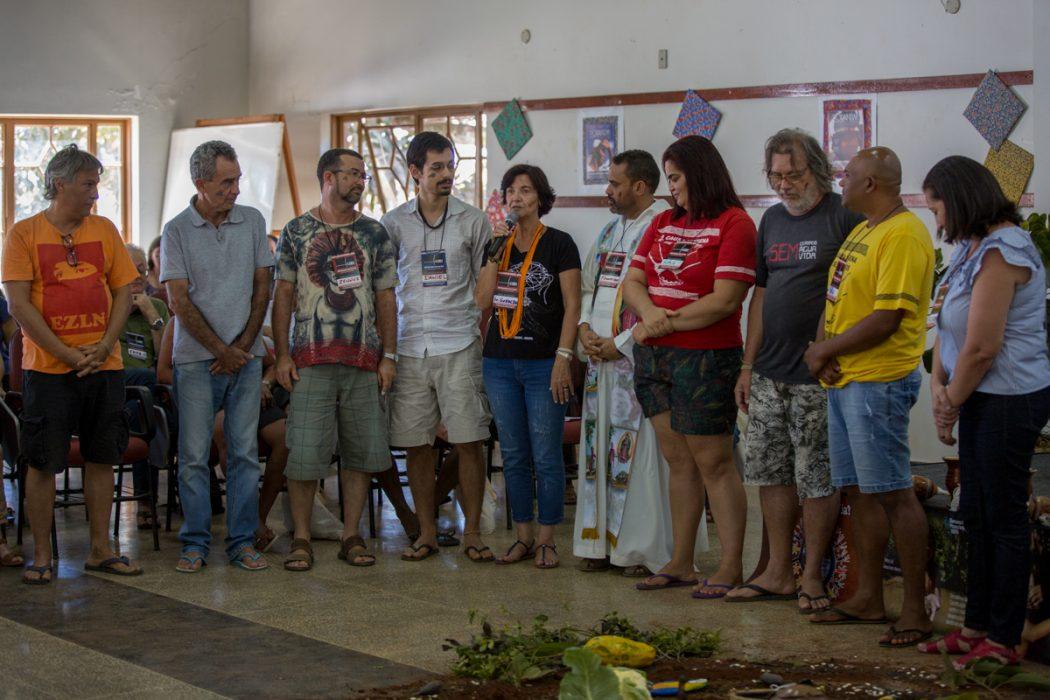 Assembleia é um momento especial de reflexão sobre o atual contexto político, indigenista e eclesial em que o Cimi está inserido. Foto: Tiago Miotto/Cimi