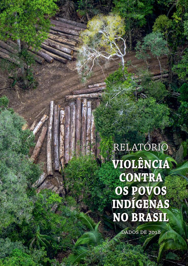 violência contra os povos indígenas no Brasil