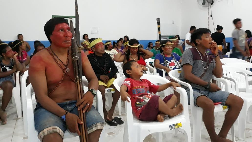 O temor das lideranças indígenas do Vale do Javari é de que as incursões de missionários fundamentalistas sejam consolidadas. Crédito da Foto: José Rosha