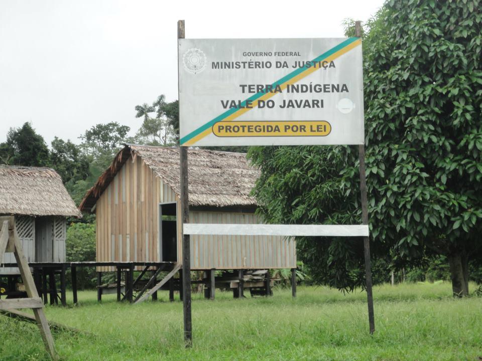 Terra Indígena Vale do Javari. Foto: acervo Funai