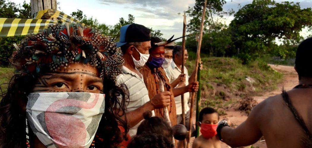 Povos indígenas reforçam barreiras sanitárias e cobram poder público enquanto covid-19 avança para aldeias | Cimi