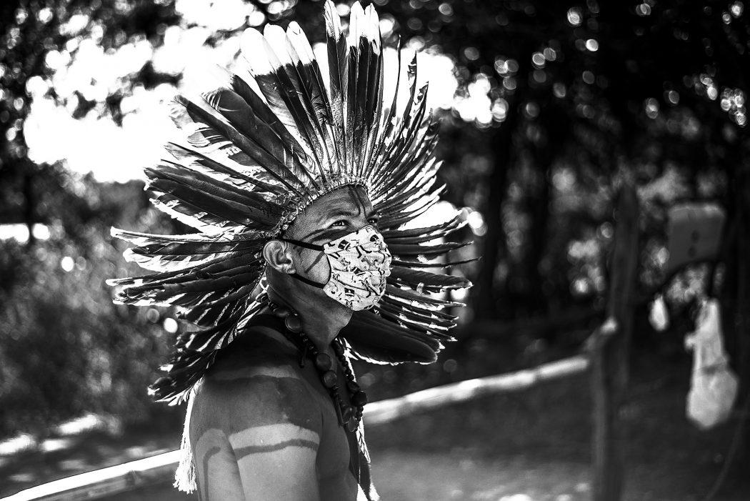 Foto: Edgar Kanaykõ Xakriabá