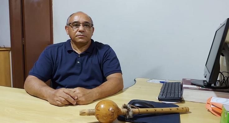 Antônio Eduardo de Oliveira, secretário executivo do Cimi.