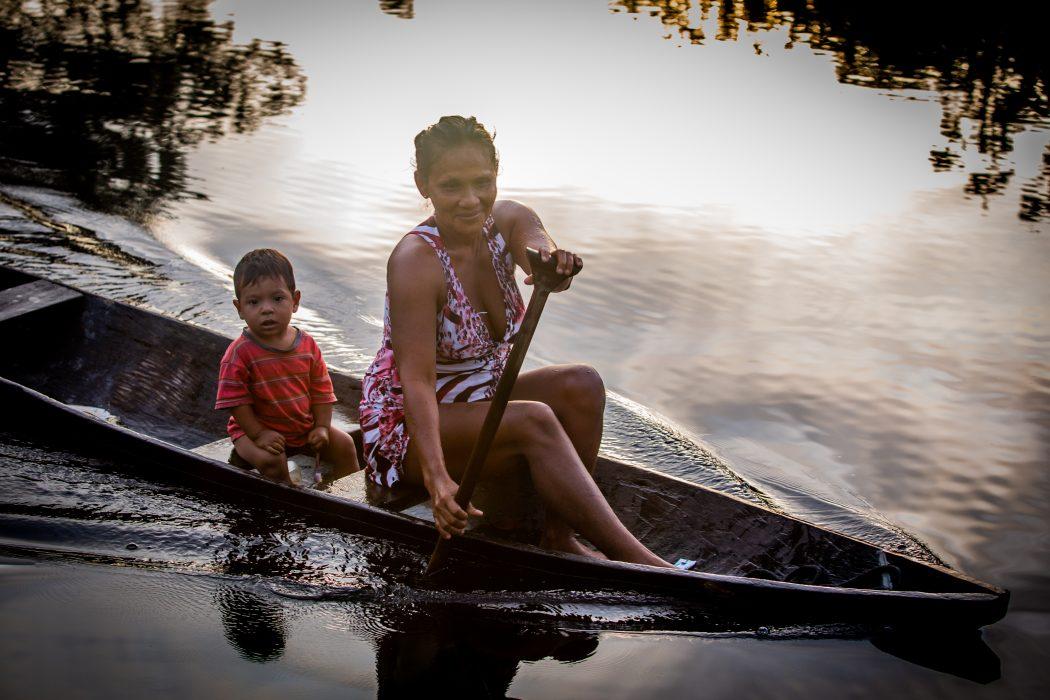 Terra Indígena Baixo Marmelos, nos municípios de Manicoré e Humaitá/AM. Foto: Guilherme Cavalli/Cimi